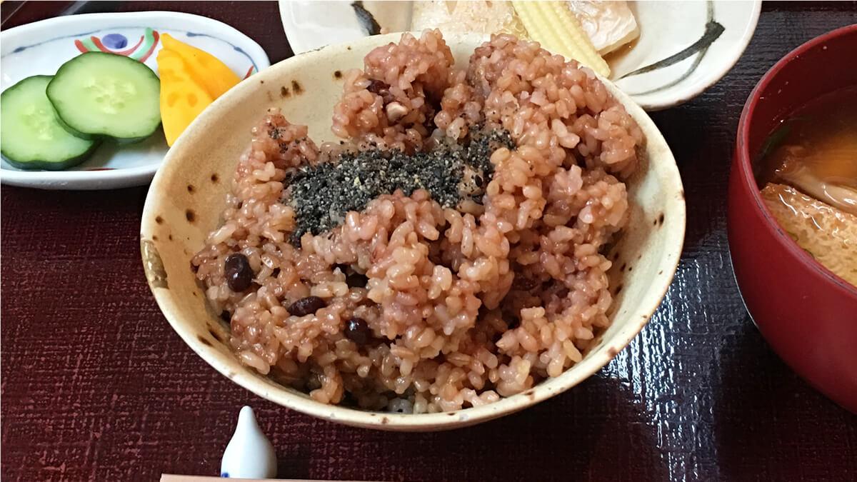 酵素玄米ごはん