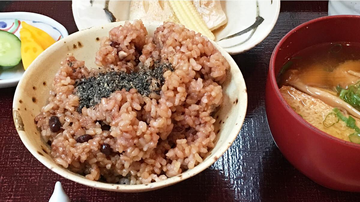 酵素玄米 / 寝かせ玄米