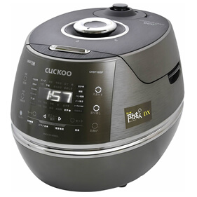 発芽酵素玄米炊飯器 クック圧力名人 DX