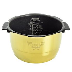 発芽酵素玄米炊飯器 CUCKOO クック New圧力名人DXのCUCKOO クック New圧力名人DXの内釜