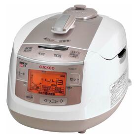 私が使っているのは、《No.1》発芽・酵素玄米炊飯器【CUCKOO クック New圧力名人】です