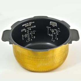 発芽酵素玄米炊飯器 クック NEW 圧力名人のクック 圧力名人の内釜