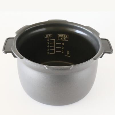 酵素玄米Laboの酵素玄米Laboの内釜