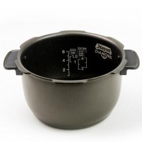 酵素玄米炊飯器 なでしこ健康生活のなでしこ健康生活の内釜