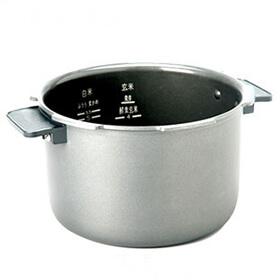 酵素玄米炊飯器 Pro2の酵素玄米Pro2の内釜